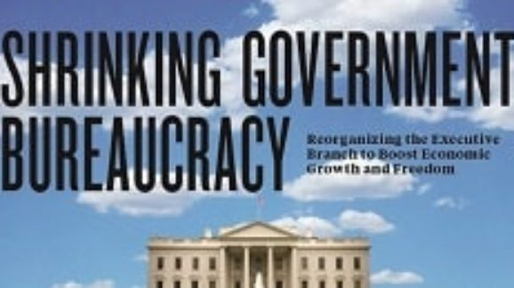 Shrinking Government Bureaucracy in Turbulent Times