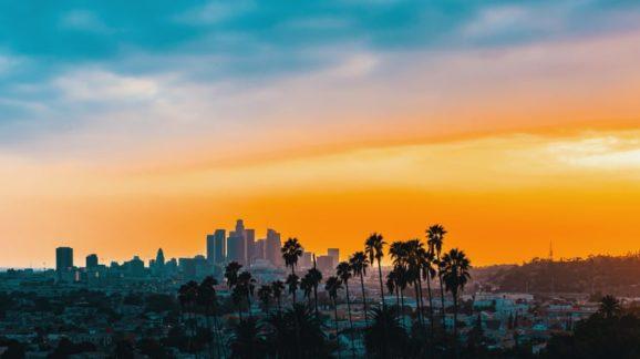 LA skyline GettyImages-963514284