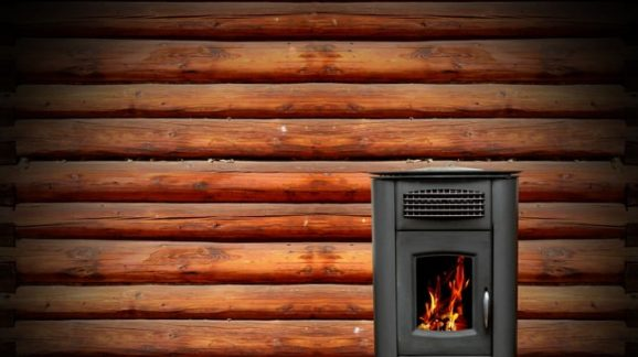 Wood heater GettyImages-451098061